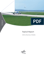 Airline Business Models Report 2008