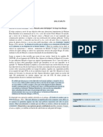 Informe de Lectura Acerca de Pierre Menard