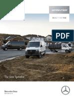 Mercedes Benz Sprinter 2019