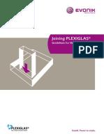 Joining Plexiglass