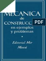 Mecanica de Construc. t Ejemplos Kiseliov