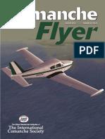 Comanche Flyer 082015