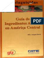 guia de ingredientes en america central