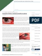 Actuación frente a cuerpos extraños oculares - Seguridad y Salud en el Trabajo.pdf