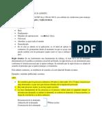 Puntaciones derecho procesal civil Colombiano