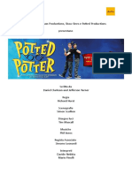 Potted Potter Cs 2019 2020