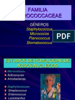 Familia Microcaceae Uap Micro Farmaceutica