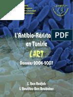 antibio-résistance en tunisie