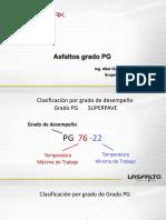 2-Asfaltos Grado PG-Jnr 2015