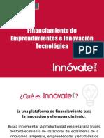 Innóvate Perú Noviembre 2018