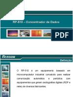RP-510 – Concentrador de Dados