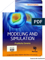 simulation and modeling book