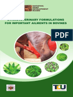 Veterinary formulation