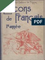 Lecciones de Frances - Germaine Cadours