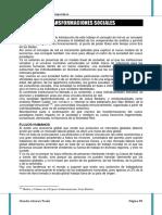 Transformaciones Sociales Alvarez Terán, C.