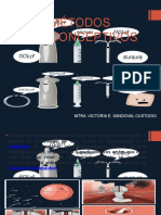 Métodos antifecundativos