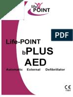 Desfibrilador DEA lifepoint