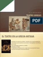 6-El Teatro en La Grecia Antigua