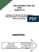 304329445 Diapositivas Resolucion Numero 5261 de 1994 3