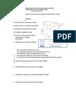Formação de Portugal Teste Revisoes
