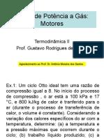 CICLOS MOTORES - EXEMPLOS