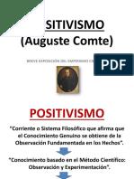 1. Positivismo