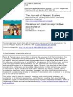 Conservation Practice as Primitive Accumulation