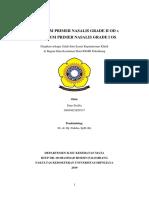 Bed Side Teaching_Pterigium Primer Nasalis Grade II OD + Pterigium Primer Nasalis Grade I OS