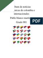 Album de noticias  económicas de colombia e  internacionales.docx