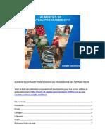 Aliments a 0 Smartpoints Nouveau Programme 2017 Wwatchers