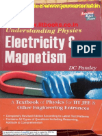 Dc Pandey Electricity and Magnetism