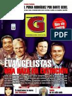 EDICIÓN G INFORMACIÓN EXPLICITA
