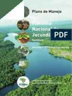 Plano de Manejo Floresta Nacional de Jacundá