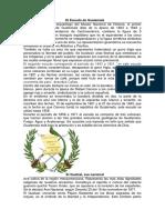 Historia de Los Simbolos Patrios de Guat