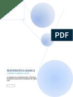 Trabajo de Matematica Actividad de Aprendizaje