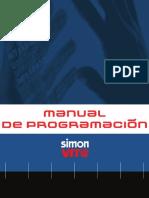 Manual de Programación SimonVIT@ v2.0.0