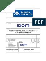 IDO C.15.019 1221LN EBD 1000 00Criterios de Diseño Civil y E...