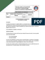 Evaluacion Seminario Privado Analisis y Desarrollo