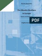 (Muslim Minorities 8) Brigitte Maréechal_ Jeff Lewis - The Muslim Brothers in Europe_ Roots and Discourse-Brill (2008)