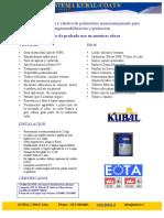 Kubal Coat Ficha Tecnica 1465667939