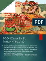 Economia Del Tahuantinsuyo