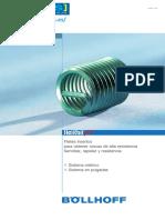 helicoils manual de uso