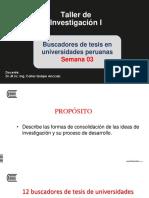 Semana 03 TALLER DE INVESTIGACION I.pptx