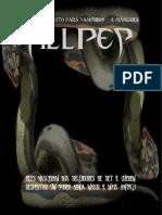 Clã Allpep - Vampiro - A Máscara