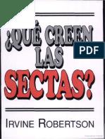 Qué Creen las Sectas (Irvine Robertson).pdf