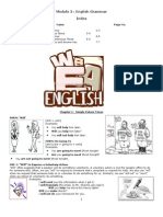 English Grammar Mod 3