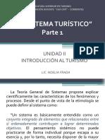 EL SISTEMA TURÍSTICO 1° PARTE - CUERVO - LEIPER - MOLINA