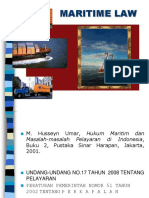 Maritime Law i