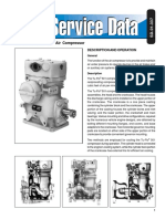 Service data compressor Tooflo 500