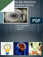 El Estudio Del Prejuicio en Psicologia